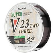Dây Cước Câu Cá KHP Super V23 (100m) - Màu Ngẫu Nhiên thumbnail