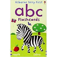 Usborne Very First abc Flashcards thumbnail