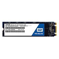 Ổ Cứng SSD M.2 WD BLUE 250GB - WDS250G1B0B - Hàng Chính Hãng thumbnail