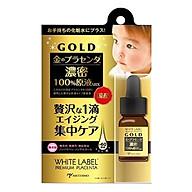 Serum Vàng Và Tinh Chất Nhau Thai Làm Trắng Da Miccosmo White Label Premium Placenta Gold Essence 10ml - WLPPGE thumbnail