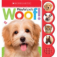 Woof (Scholastic Early Learners Noisy Playful Pets) thumbnail