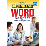 Học Nhanh Word 2003 & 2007 Dành Cho Mọi Người thumbnail