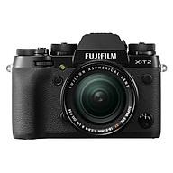 Máy Ảnh Fujifilm X-T2 (24.3MP) + Lens 18-55mm - Đen - Hàng Chính Hãng thumbnail