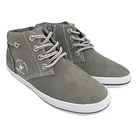 Giày Sneaker Cổ Cao Bé Trai D&A B1502 Ghi thumbnail