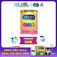 Sữa bột Enfamil A+ NeuroPro 2 với 2 -FL HMO cho trẻ từ 6 12 tháng tuổi 1.7kg thumbnail