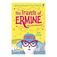 Usborne The Travels of Ermine (who is very determined) Stoat on Stage thumbnail
