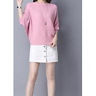 Áo len đẹp kiểu áo len tay dài cánh dơi đơn giản AL1369 thumbnail