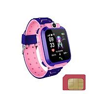Đồng hồ dùng sim Viettel cho trẻ em tặng sim 4G viettel một ngày có 4G DATA thumbnail