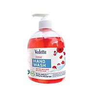 Nước rửa tay Vedette hoa hồng 500ml thumbnail