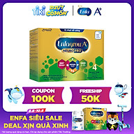 Sữa bột Enfagrow A+ NeuroPro 4 với 2 -FL HMO cho trẻ từ 2 6 tuổi 3.3kg thumbnail