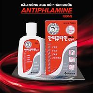 Dầu nóng Xoa Bóp Massage Hàn Quốc Antiphlamine 100ml - Đau nhứt massage cơ thể thumbnail