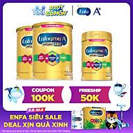 Bộ 2 lon sữa bột Enfagrow A+ Neuropro 4 cho trẻ từ 2 6 tuổi 1.7kg (Bao bì mới) Tặng 1 lon Enfagrow A+ Neuropro 4 830g thumbnail