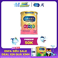 Sữa bột Enfamil A+ NeuroPro 2 với 2 -FL HMO cho trẻ từ 6 12 tháng tuổi 400g thumbnail