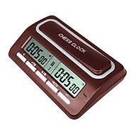 Đồng hồ thi đấu cờ PS-393 (39 chế độ chỉnh thời gian) màu Nâu thumbnail