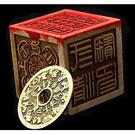 Đồng tiền xu Thái Tuế, tiền 12 con giáp, tiền Áp Tuế bằng Đồng thumbnail