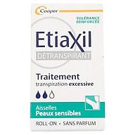 Lăn Khử Mùi Etiaxil Détranspirant Traitement Aisselles Peaux Sensibles 15ml (Dành cho da hỗn hợp, da nhạy cảm) thumbnail