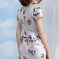 Đầm Tafta In Hoa Dáng Bút Chì Dmax FD019 thumbnail