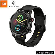 Đồng hồ thông minh Xiaomi Haylou LS05S dành cho nam Full Touch Fitness Tracker Huyết áp IP68 thumbnail