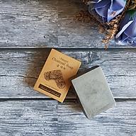 Xà phòng than hoạt tính - ECOLIFE Handmade Soap Charcoal thumbnail