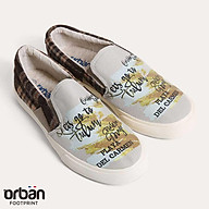 Giày sneaker Urban UL1602 Màu be thumbnail