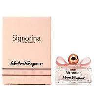 Nước hoa nữ Salvatore Ferragamo Signorina Eau de Parfum 5 ml thumbnail