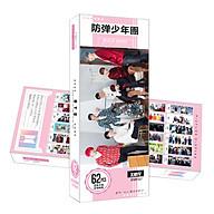 Bookmark BTS 62 pcs mới thumbnail
