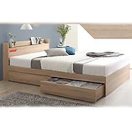 Giường ngủ ALALA 1m8 x 2m cao cấp - Thương hiệu alala.vn - ALALA37 thumbnail
