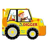 Whizzy Wheels My First Digger thumbnail