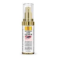 ALIVER 15ml Anti Aging Eye Cream Eye Serum for Dark Circles Puffy Eyes & Wrinkles Eye Skin Moisturizer for All Skin thumbnail