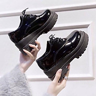 Giày bốt nữ gót cao 5cm đế viền phong cách hàn quốc b50 thumbnail