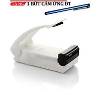Máy hàn miệng túi mini cầm tay trắng đa năng chạy bằng pin KV85 Tặng bút cảm ứng ĐT thumbnail
