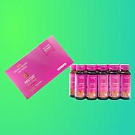 [[ Phục Hồi Sức Khoẻ- Đẹp Da- Mờ Nám ]]- Combo 10 Hộp Nước Uống Đông Trùng Hạ Thảo Collagen Hector (10 Hộp 100 chai ) thumbnail