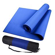 Thảm tập yoga siêu bền loại dày 6mm TPE BG tặng kèm túi đựng thảm cao cấp thumbnail