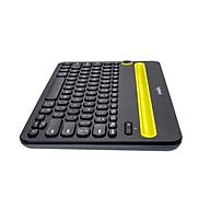 Xiaomi Youpin Logitech K480 Wireless BT Multi-Device Keyboard With Portable Pad Phone Holder Slot Mini Keyboard thumbnail