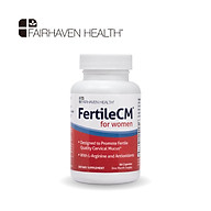 Fairhaven Health Fertilecm for women Sản phẩm tăng độ dày niêm mạc tử cung thumbnail