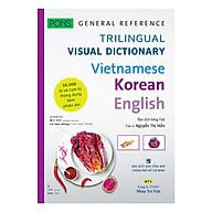 PONS GENERAL REFERENCE TRILINGUAL VISUAL DICTIONARY Vietnamese Korean English thumbnail