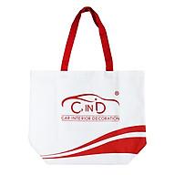 Túi canvas logo CIND (Quà tặng) thumbnail