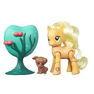 Mô Hình EE - Pony Bánh Táo My Little Pony B5674 B3602 (Có Thể Cử Động Khớp) thumbnail