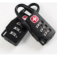 Combo 2 ổ khóa vali , balo chữ thập thumbnail