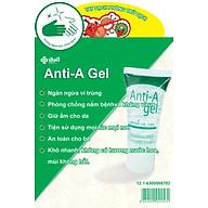 Gel rửa tay khô sát khuẩn Yanhee Anti-A Thái Lan 30ml (Màu trắng xanh) thumbnail