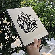 Tranh gỗ treo tường_Sài Gòn nóng thấy bà_CRN_01 thumbnail