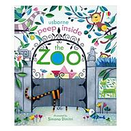 Usborne Peep Inside The Zoo thumbnail