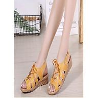 Giày Sandal cá tính nữ S106V thumbnail