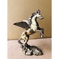 Tượng ngựa cánh bằng đồng nguyên chất thumbnail