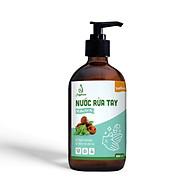 Nước rửa tay chiết xuất Bồ Hòn và tinh dầu Bạc Hà 500ml JULYHOUSE sạch khuẩn, khử mùi thumbnail