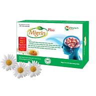 [6 tặng 1] Migrin Plus - Kiểm soát thiếu máu não, đau đầu - đau nửa đầu vượt trội thumbnail