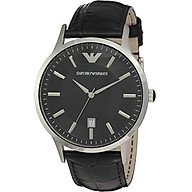 Emporio Armani Men s AR2477 Dress Silver Watch thumbnail