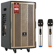 Loa kéo Karaoke Nanomax S-1000 450W - Hàng chính hãng thumbnail