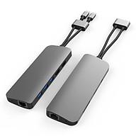 CỔNG CHUYỂN HYPERDRIVE VIBER 10-IN-2 4K60HZ USB-C HUB FOR MACBOOK IPADPRO LAPTOP SMARTPHONE - HÀNG CHÍNH HÃNG thumbnail
