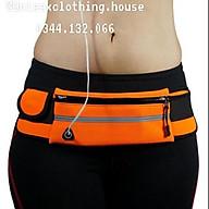 Đai Đeo Chạy Bộ Thể Thao Unisex Đồ Tập Gym Chống Nước Cực Hot Và Tiện Lợi (có ngăn đựng nước dung tích 300 - 550ml) thumbnail